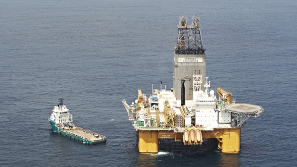 Deepsea oil drilling is one of BP's priorities for investment (Pic: BP)