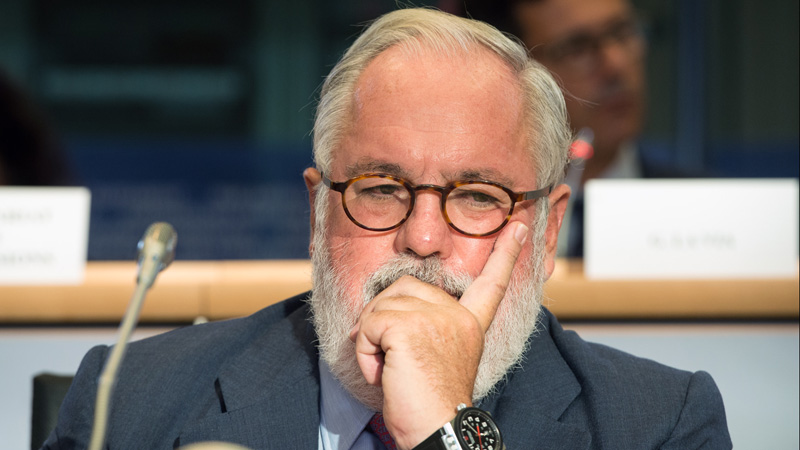 EU climate chief Miguel Arias Canete (Pic: European Parliament/Flickr)