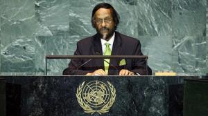 IPCC chair Pachauri denies sexual harassment claims