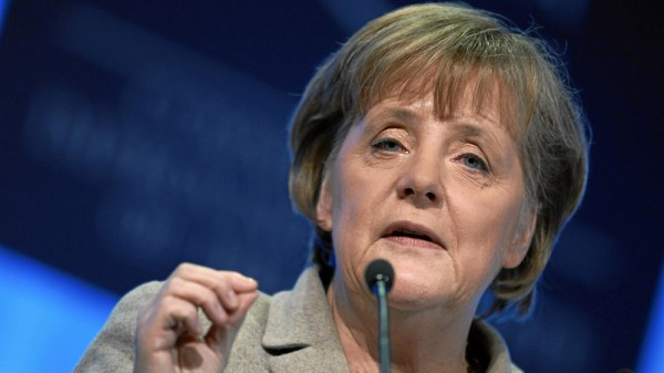 As Germany's chancellor, Angela Merkel is uniquely influential in Europe (Pic: World Economic Forum/Moritz Hager)
