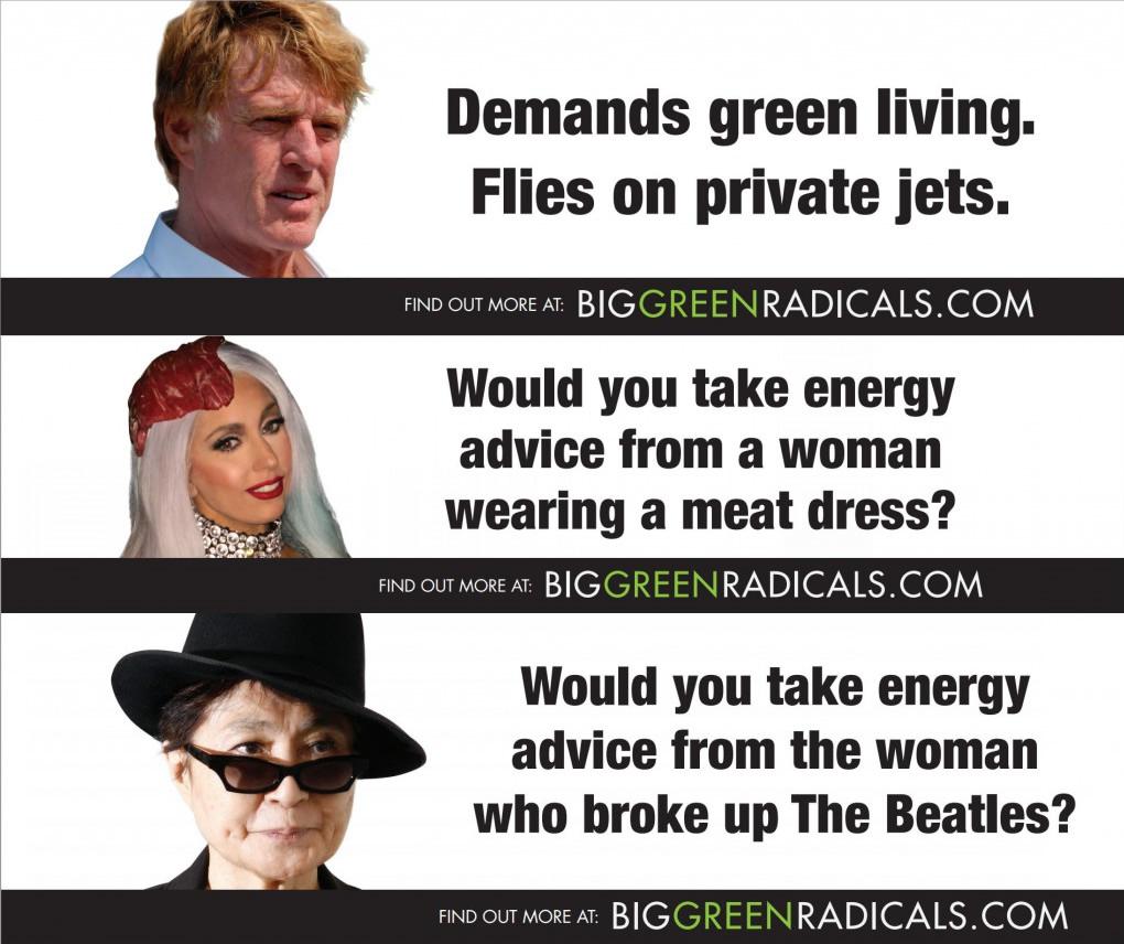 Pic: Big Green Radicals