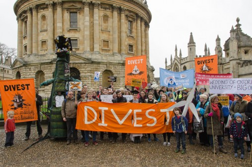Oxford University has agreed to partially divest from fossil fuels, but not everyone is satisfied