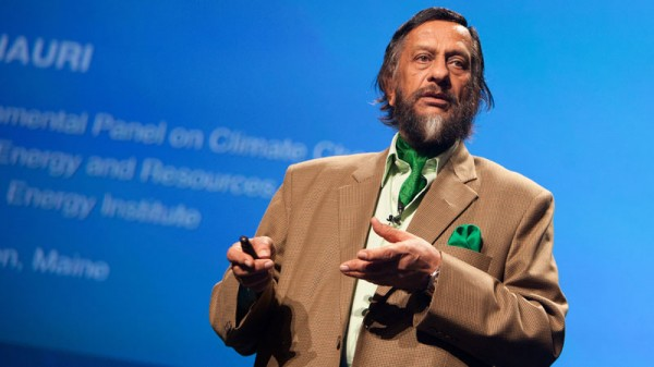 Rajendra Pachauri allegations will not affect IPCC work, say officials