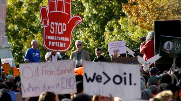 Obama vetoes latest Keystone bill, Republicans vow to return in March
