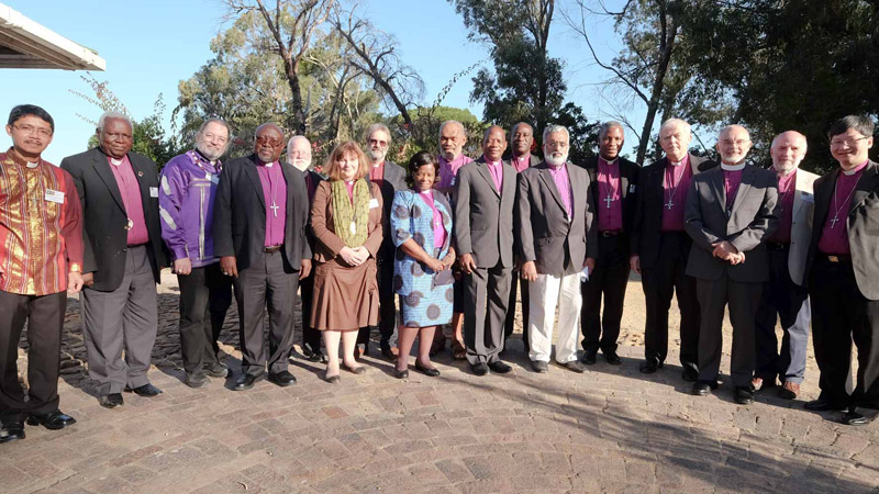 Signatories to the Anglican church's Urgent Action for Climate Justice (Pic: Flickr/Anglican Archives)
