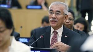 Kiribati president calls for moratorium on coal mines
