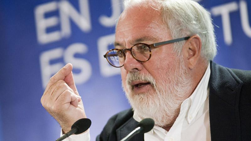 EU climate chief Miguel Arias Canete (Pic: Partido Popular PP/Flickr)