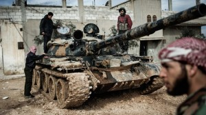 Climate change a likely factor in Syria civil war