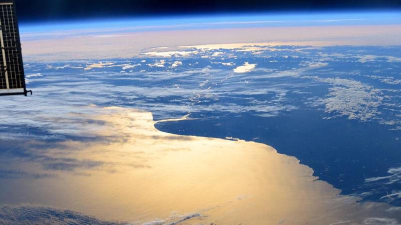 (Pic: Argentina/NASA)