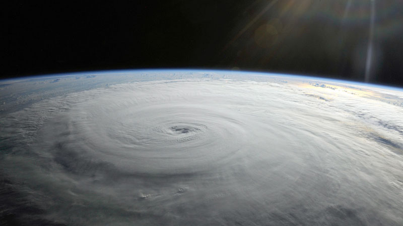 (Pic: Hurricane Irene/Flickr)