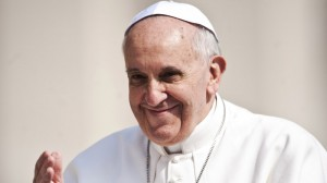 Pope Francis tells oil chiefs to keep it in the ground