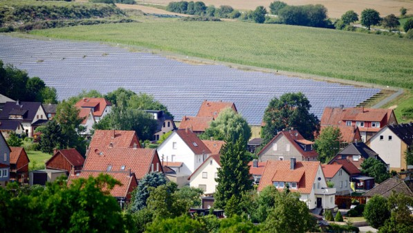 Germany has a particularly high penetration of solar power (Pic: Flickr/Windwärts Energie GmbH/Mark Mühlhaus/attention)