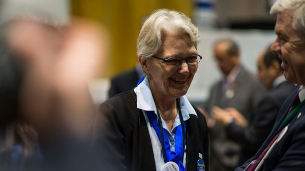 Margareta Wahlstrom, UN disaster risk reduction chief (Pic: Flickr/UN ISDR)