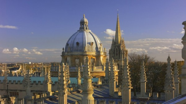 Dreaming spires: Oxford University students are contemplating a future free of fossil fuels (Pic: flickr/Visit Britain)
