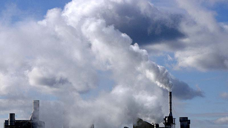 Economies must decarbonise rapidly to avert dangerous warming, say scientists (credit: UN)