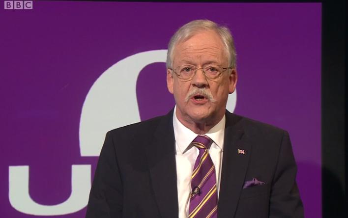 Roger Helmer, UKIP spokesman on Energy and Industry (Pic: BBC)