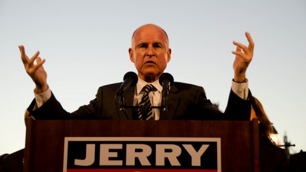 "California governor Jerry Brown says the state ""sets a very high bar"" (Pic: Flickr/Steve Rhodes)"