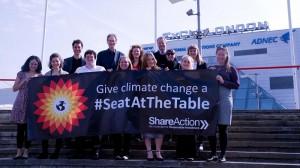 BP adopts climate risk proposal after shareholder vote