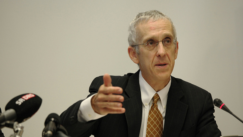 US Special Envoy for Climate Change Todd Stern in Geneva in 2010 (Flickr / US Mission)