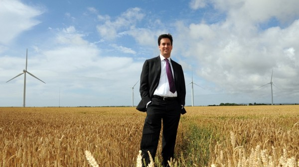 Labour leader Ed Miliband was UK energy and climate change chief 2008-2010 (Pic: Flickr/Department for Business, Innovation and Skills)