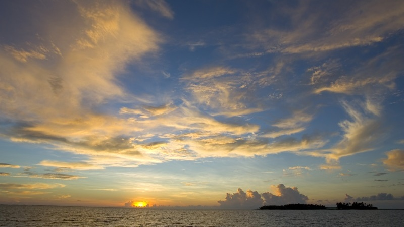 Majuro is the capital of the Marshall Islands, a nation built on low-lying coral atolls in the Pacific Ocean (Pic: Flickr/Christopher Michel)