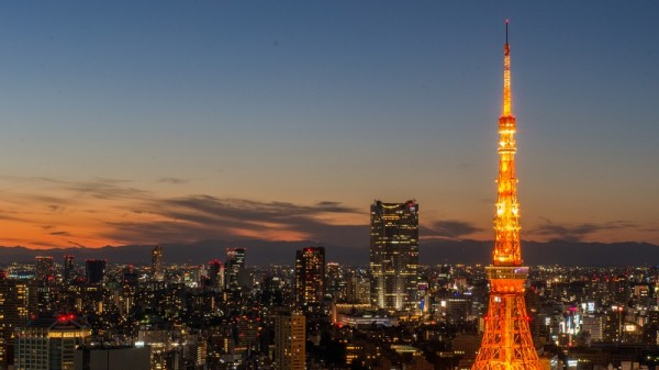 Tokyo (Pic: Flickr/Mariko Kato)