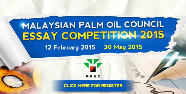 (Photo: Malaysian Palm Oil Council / www.mpoc.org.my)