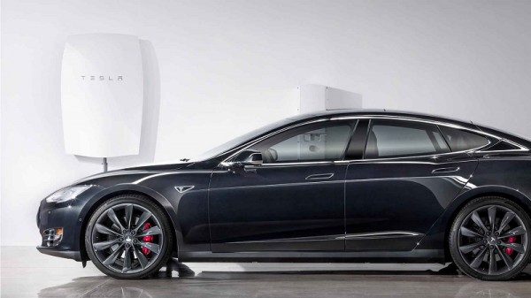 1kWh of storage can run a washing machine once or boil a kettle 10 times (Pic: Tesla)