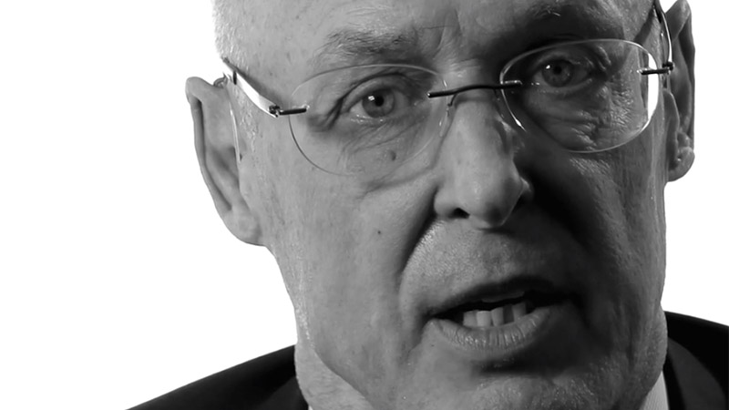 Former US Treasury Secretary Hank Paulson (Pic: Weather Channel)