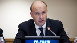 Judge Paris on participation, not CO2 cuts - Polish minister