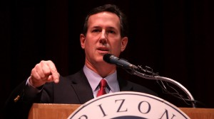 Santorum tells Pope to quit climate politics, stick to theology