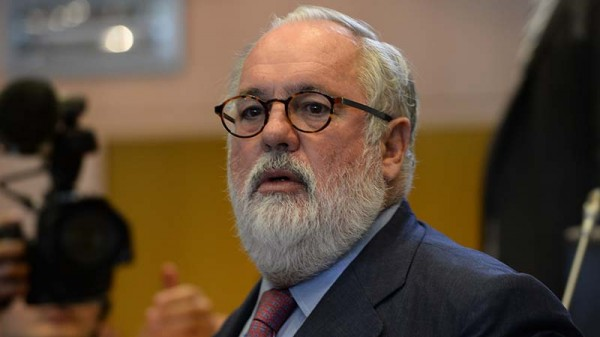Miguel Arias Cañete, is a Spanish former environment minister (Flickr/ EU in Peru)