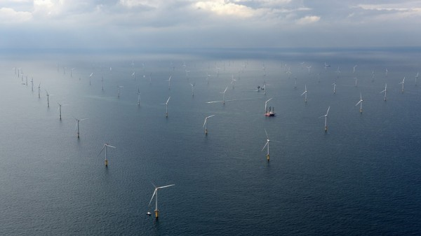 Two European offshore wind farms attracted $4.2bn investment (Pic: Statkraft)