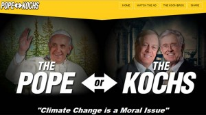 Pope or Kochs: Tell us Republicans, who do you back?