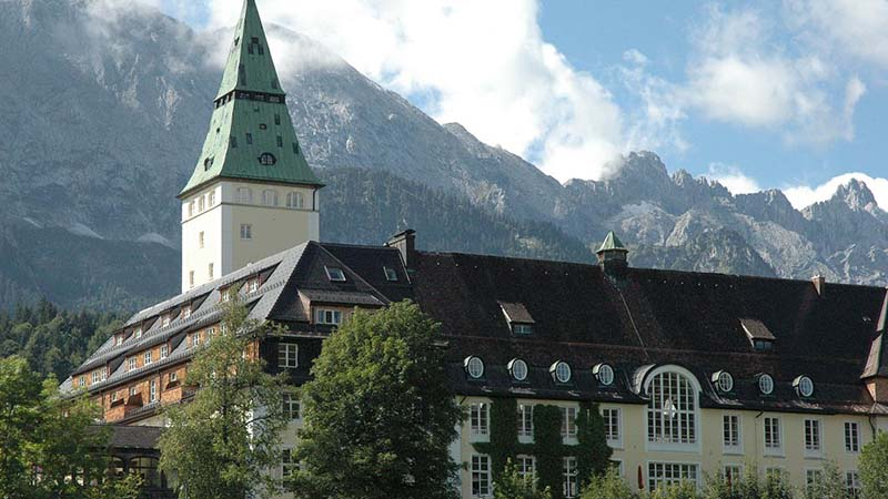 Schloss Elmau, will host the G7 from June 6-7 (Flickr/ Alexander Kluge)