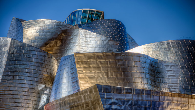 The Guggenheim Museum in Bilbao. The Basque Country were signatories. (Flickr/ Paolo Margari)
