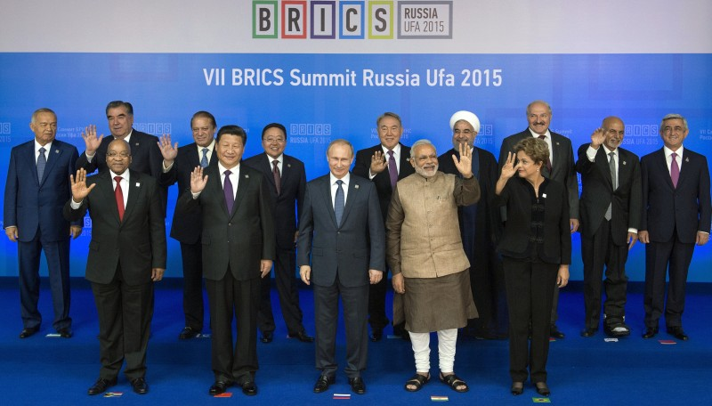 (Pic: BRICS 2015)