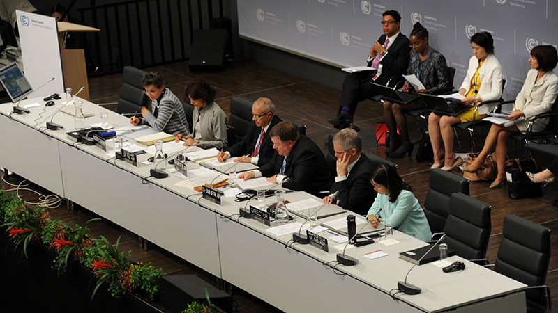 UN climate talks in Bonn, Germany, June 2015 (Pic: UNFCCC/Flickr)