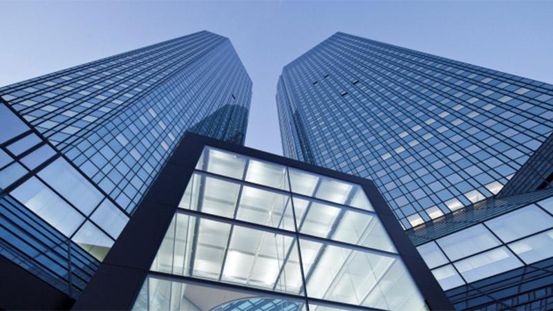 Deutsche Bank headquarters, Frankfurt (Pic: Deutsche Bank)
