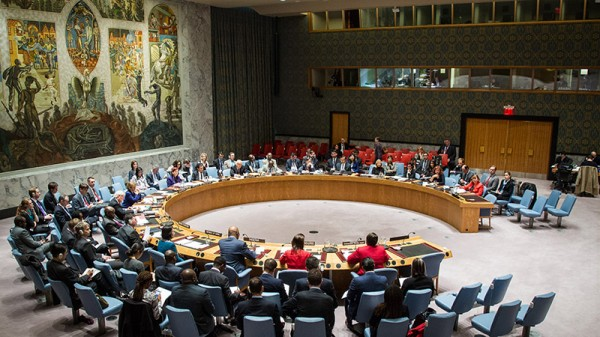 UN Security Council hears climate fears of small island states