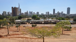 Kenya seeks international support for $40bn climate plan