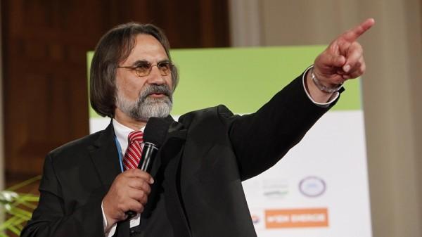 Nebojsa Nakicenovic has entered the IPCC race (Pic: Flickr/UNIDO)