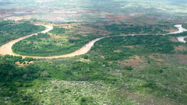 The Tana is Kenya's longest river (Pic: Ron Geatz/TNC)