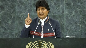 Bolivia plans anti-capitalist climate summit to sway Paris