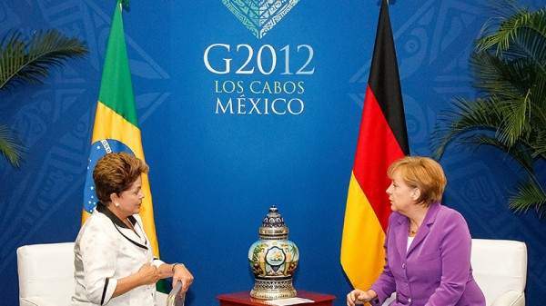 Can Merkel's visit to Brazil make waves for climate action?