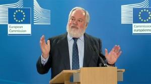 EU climate chief outlines criteria for Paris success