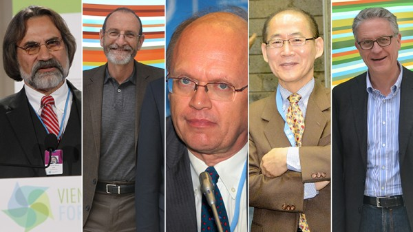 IPCC chair election: 5 candidates, 8 weeks to go
