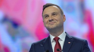 Tackling climate not in Poland's interest, says Duda