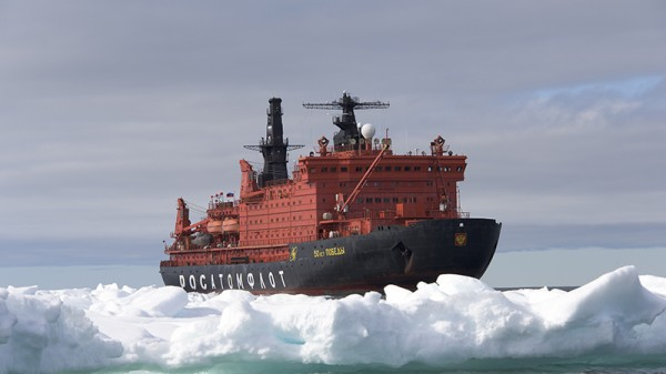 Is polar cooperation thawing US-Russia tensions?