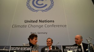 France hails 'considerable common ground' on UN climate plan